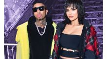 Kylie Jenner and Tyga Debut New Hair Looks in Time for New York Fashion Week