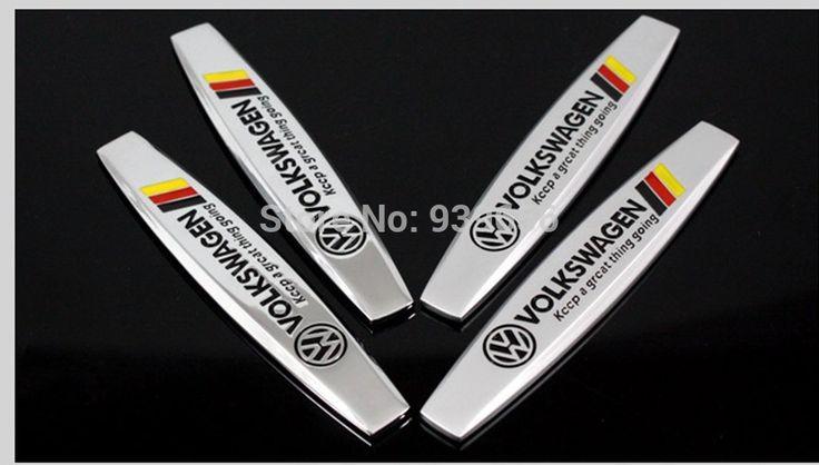Наклейки Rolaner 2 B308 Fender Motorsport VW Volkswagen B5 6 MK4 MK5 MK6 PASSAT