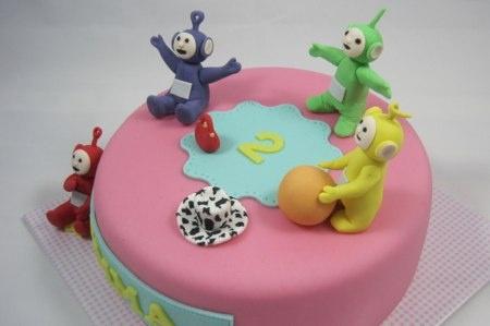 Teletubbies cake/ taart