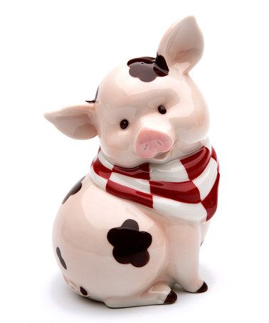 Another great find on #zulily! Pig Bank #zulilyfinds