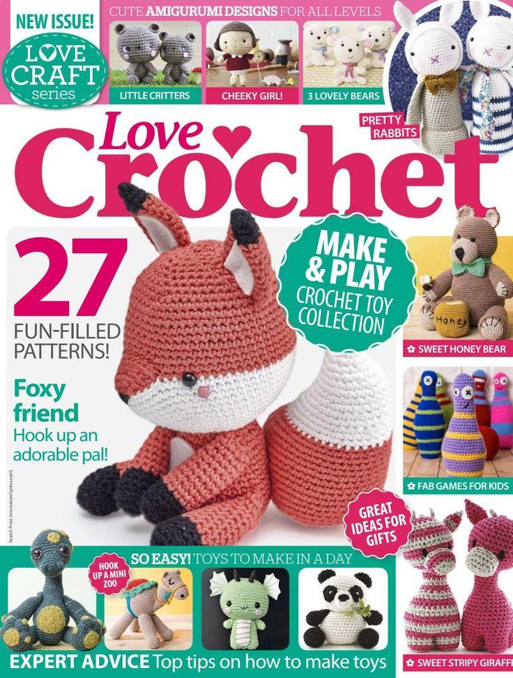 Amigurumi Craft Magazine : 17 Best images about Crafts: Crochet Amigurumi on ...