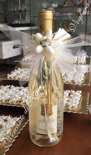 Mercante di Sogni - Voghera - Bomboniere e Stampati dal 1969 - Vendita ai privati: Bomboniere per Matrimonio: Bottiglie confezionate  Bomboniere per Matrimonio: Bottiglie di vino o liquore confezionate  Read more: http://mercantedisognivoghera.blogspot.com/2015/06/bomboniere-per-matrimonio-bottiglie.html#ixzz3eaE9TCg2