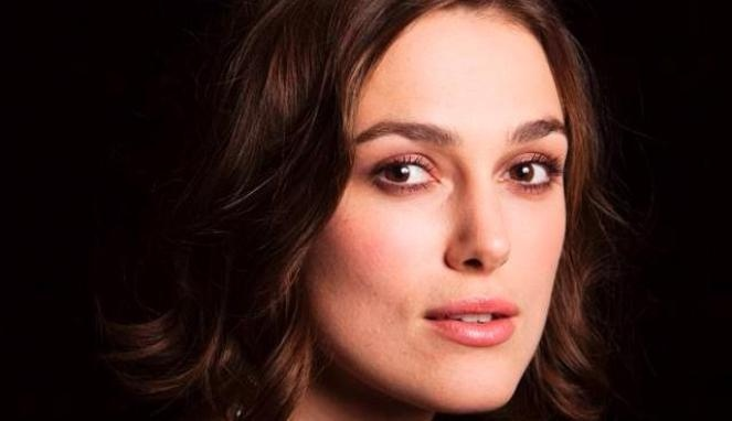Keira Knightley reckless naked chest