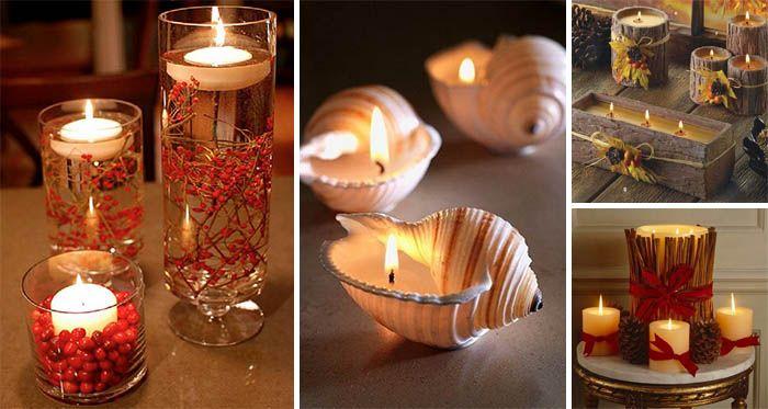 Sviečky sú ideálnou ozdobou pre vianočné sviatky. Oživia interiér a nabudia dokonalú atmosféru. Vytvoria z vášho domova príjemný a útulný priestor. Vianočné sviečky budú vyzerať skvelo na každom krbe a stole.