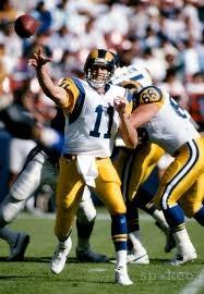 Jim Everett L.A. Rams