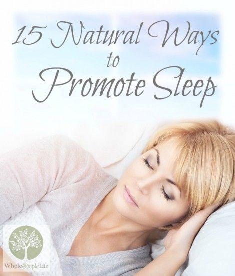 15 Natural Ways