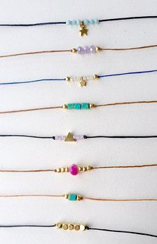 Bohemian choker necklace || more options