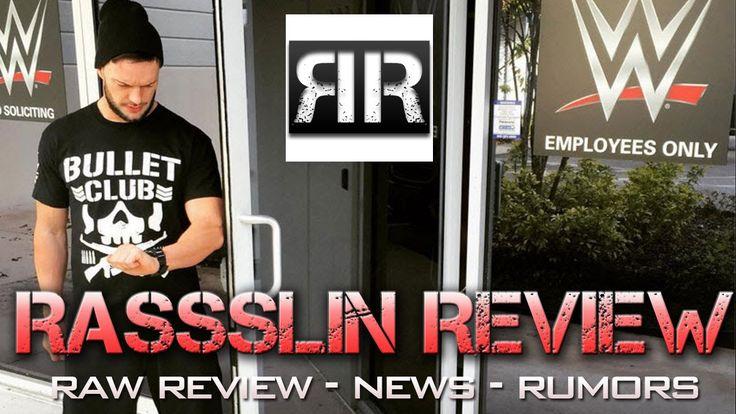 Rassslin Review 1/7/16: Wrestle Kingdom 10, John Cena Injury, AJ Styles,...