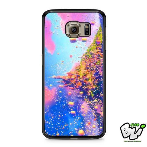 Disney Tangled Castle Samsung Galaxy S6 Case