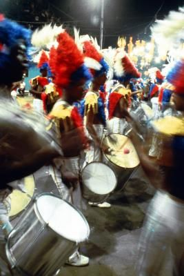 Brazilian Carnival Crafts for Kids