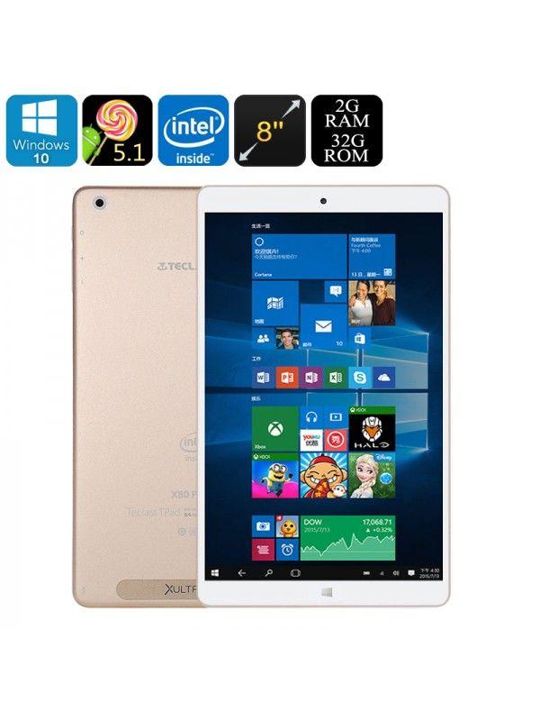 Teclast X80 Power Dual-OS Tablet PC