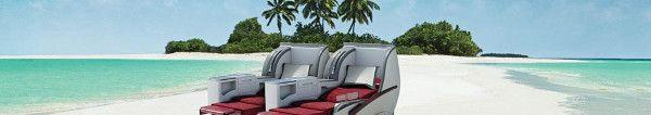 Qatar Airways Doppelter Luxus: 2-for-1 Premium Angebot  1 Ticket buchen und Ihre Begleitung fliegt umsonst  Valentinstag Spezial #urlaub #reisen