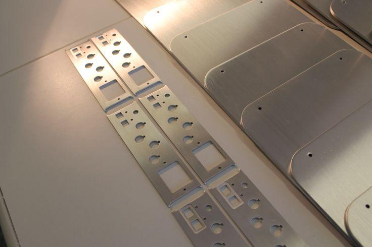 Bora 20 aluminium plates