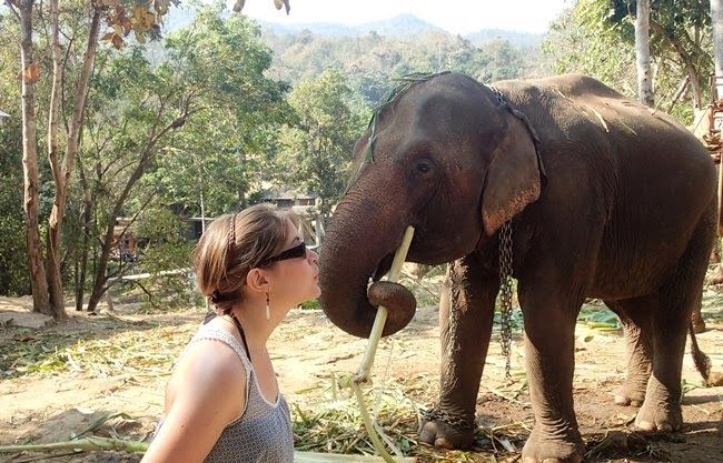 Lady Breizh - Les Tribulations d'une Bigoudène: One day trekking - Thaïlande #4