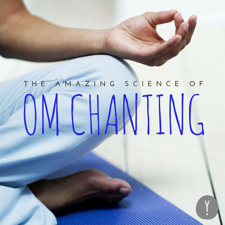 "Ever wonder why yogis chant ""Om"" at the beginning or end of their practice? Understanding why yogis do it and its benefits, will probably help you feel a little more eager to chant away with everyone else next time you're asked to do it in a class."