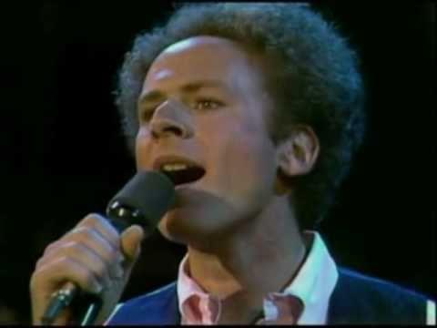 Simon & Garfunkel - Bridge Over Troubled Water, Central Park (1981)