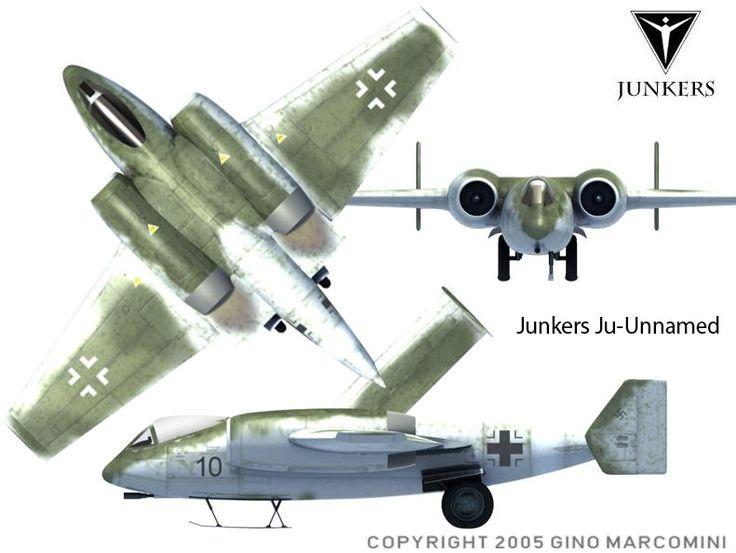Aviones Secretos Nazis en el foro Segunda Guerra - 2010-02-20 19:06:52 - 3DJuegos