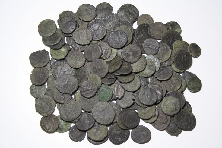 Ancient Roman Coins 130psc  Good Lot Rare Coins!!!!!! Not totally cleaning.