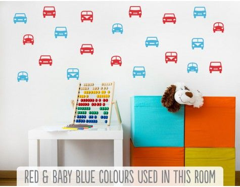 Car Wall Decals - Buy to help decorate your home online