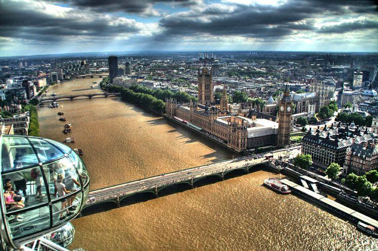 London látkép – London nevezetességei - Repülőjegy, Utazás, Szállás