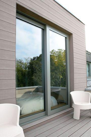 Bardage composite - Rénovation, construction : quoi de neuf pour 2013 ? - CôtéMaison.fr