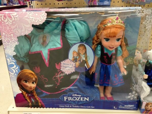 disney frozen merchandise | Disney's Frozen Toys in stores now! #DisneyFrozen - Classy Mommy