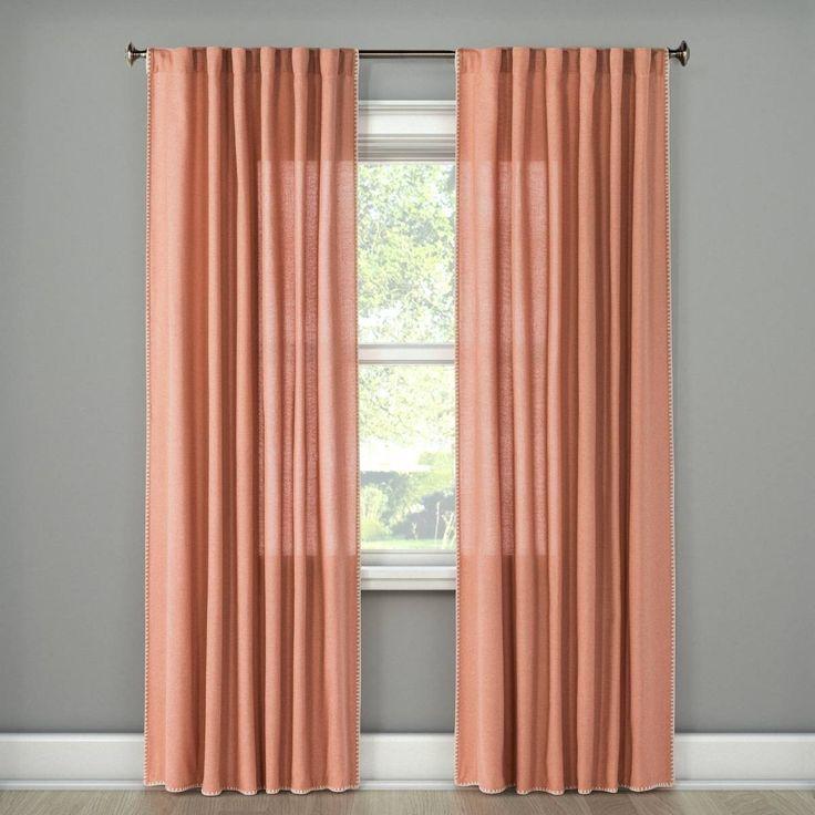 Light Pink Curtains Target: Best 25+ Target Curtains Ideas On Pinterest