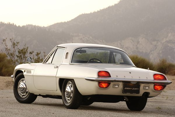Mazda Cosmo - 60s