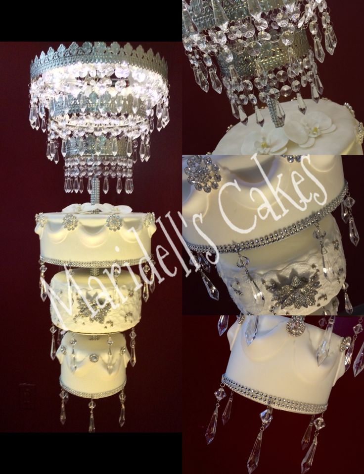 206 best chandelier cakes images on pinterest petit fours gravity define chandelier cake mozeypictures Gallery
