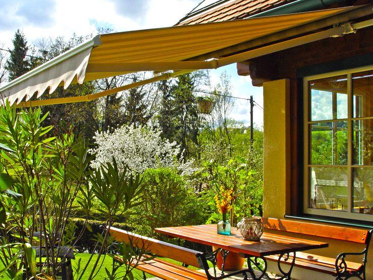 Garten Schöner Wohnen 60 besten we markisen bilder auf schöner wohnen