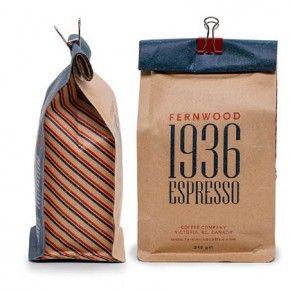 Fernwood Coffee - Brand Identity by Glasfurd & Walker