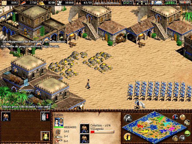 Ces jeux PC qui ont marqué mon adolescence : Age of Empire II