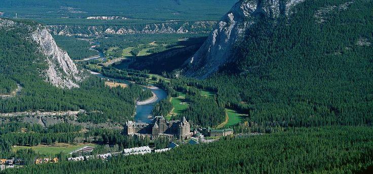 Banff, Alberta, Canada! I've wanted to go since High School!