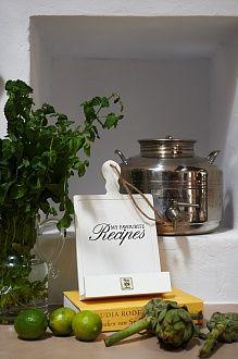 Подставка для кулинарной книги My Favourite Recipes