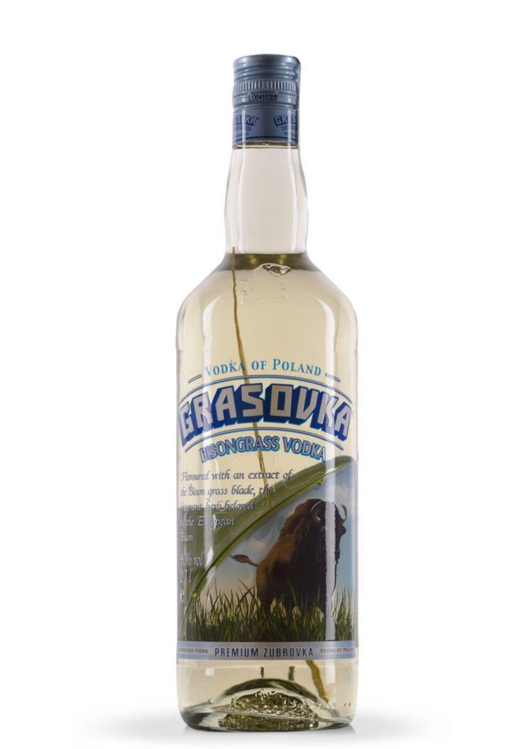 Vodka Grasovka Bisongrass (0.7L) - SmartDrinks.ro