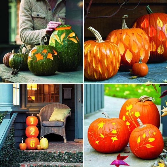 more great pumpkin carving ideas