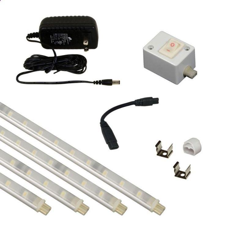1000 ideas about led tape light kit led tape light jesco lighting kit s601 12 30 a 4 led slim stix linkable