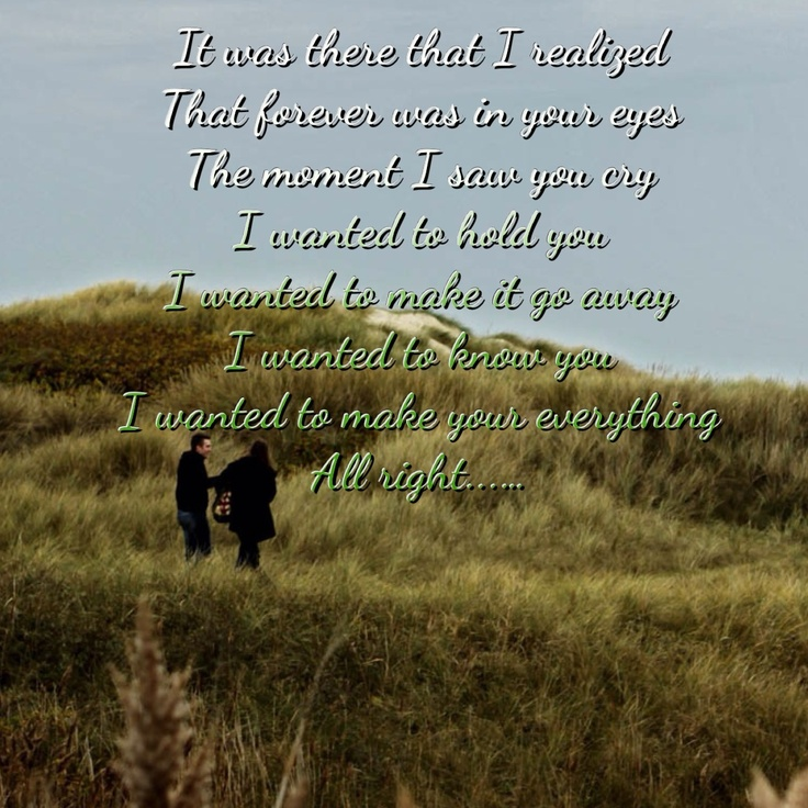 Cry by Mandy Moore