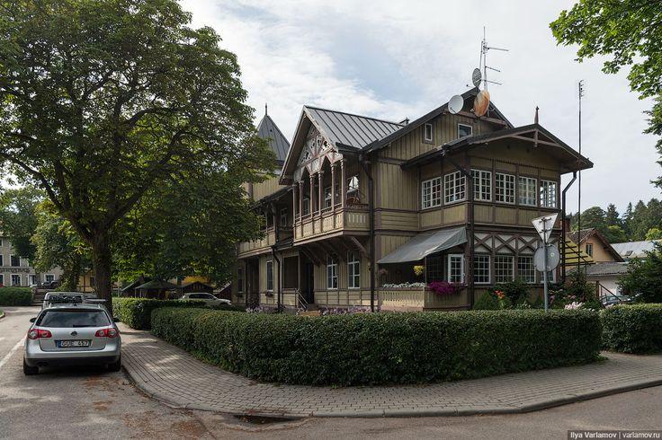 Как могла бы выглядеть русская деревня под грузом европейских ценностей – Варламов.ру
