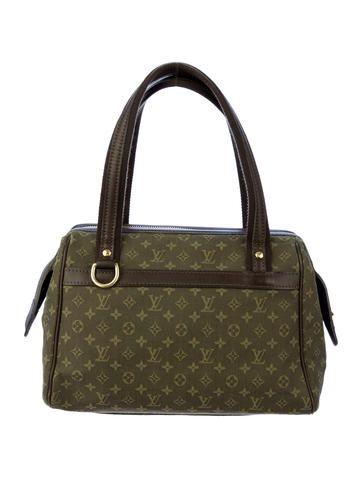 Louis Vuitton Mini Lin Josephine PM