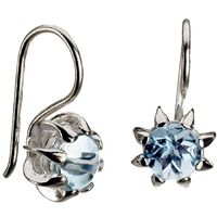 Silver earrings by Kalevala Koru - Naisen Ääni (The Voice of a Woman)