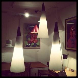 Mid century Danish lighting