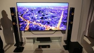 LG 4K and OLED TV First Impressions (CES 2013), via YouTube.
