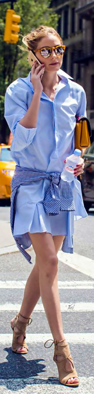 Style In The City ● Olivia Palermo ~ Tнεα