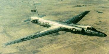 A U2 Spy Plane