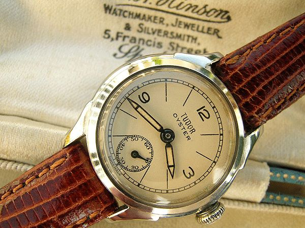 http://www.vintage-watches-collection.com/watch/rolex-watch/rolex-tudor-oyster-ladies-steel-with-form-lugs-1946/