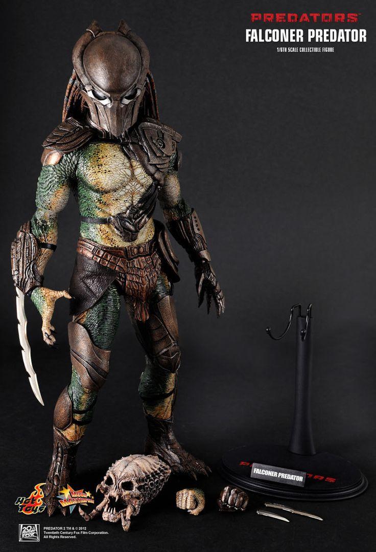 Hot Toys Hottoys Falconer Predator 1 6 Scale Action Figure MMS137   eBay