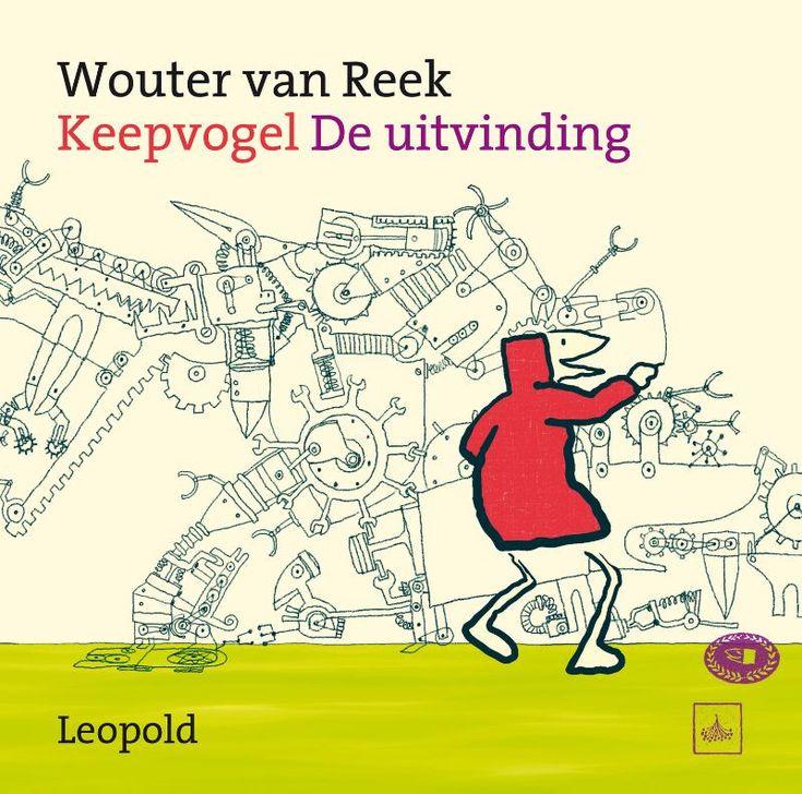 #Kerntitels Kinderboekenweek 2015 : Groep 3 & 4: Keepvogel - De uitvinding