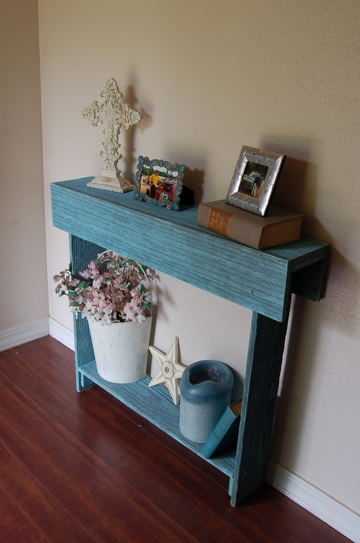 82 best Entry Table Decor images on Pinterest   Console tables ...