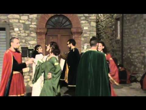 Medieval Dance - Elenie Danze Medievali - - YouTube